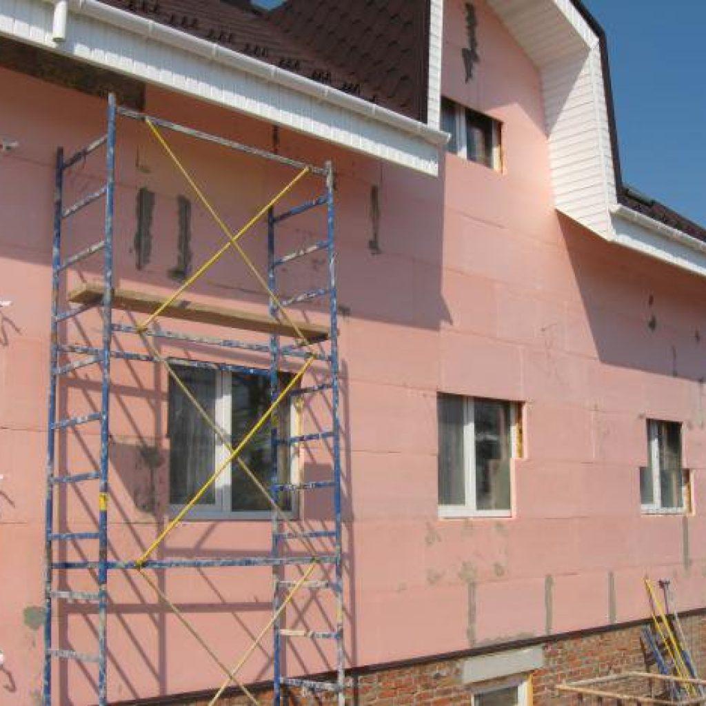 Какие есть виды отделки фасадов