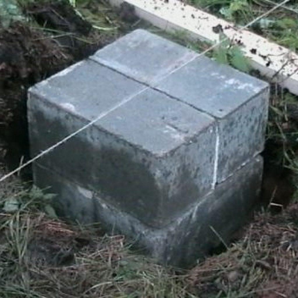 Ленточный фундамент из блоков 20х20х40 своими руками фото