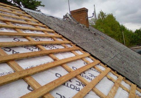 Как сделать обрешотку крыши