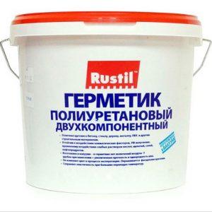 Полиуретановый двухкомпонентный герметик