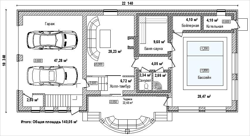 Лучшие блоки для строительства гаража