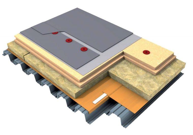 Использование полимерных кровельных мембран для гидроизоляции крыши