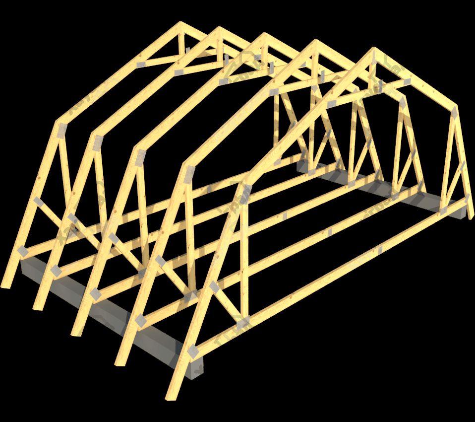Как из треугольной крыши сделать ломаную Духи своими руками прояви фантазию