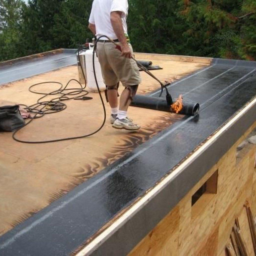 Как покрыть крышу гидроизолом своими руками (видео) 9