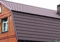 Стропила для мансардной крыши