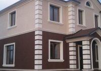 Декор для фасада из пенополистирола