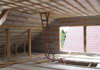 Как правильно утеплить крышу и потолок под ней?