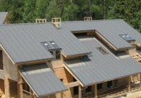 Как правильно посчитать площадь крыши?