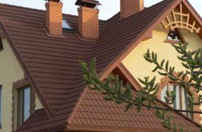 Рассматриваем красивые крыши домов