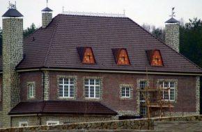 Двускатная или четырехскатная крыша: преимущества и недостатки
