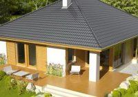 Как собрать конвертную крышу на доме?