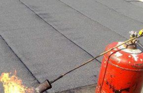 Как правильно отремонтировать мягкую кровлю гаража?