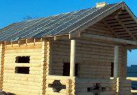Крыша из рубероида своими руками