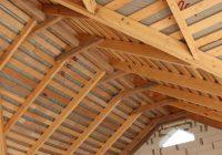 Изучаем стропильную систему многощипцовой крыши