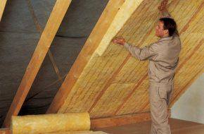 Чем лучше утеплить крышу?