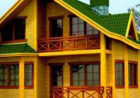 Подбор цвета для фасада дома и крыши