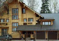 Какие бывают проекты домов с гаражом под одной крышей?