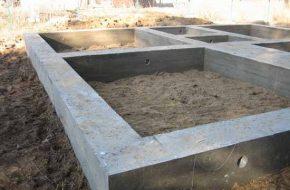 Как построить фундамент своими руками? Часть первая.