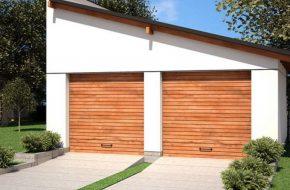 Как построить односкатную крышу на гараже?
