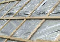 Как правильно положить гидроизоляцию на крышу?