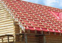 Выбираем гидроизоляцию на крышу дома под металлочерепицу