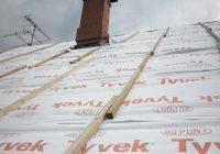 Делаем гидроизоляцию для крыши дома