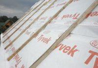 Выбираем гидроизоляционную пленку для крыши
