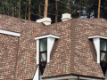 Какой минимальный угол наклона крыши из мягкой кровли?