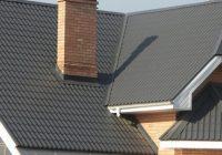 Какой должен быть угол наклона крыши для металлочерепицы