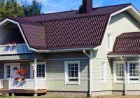 Как самому сделать крышу в частном доме?