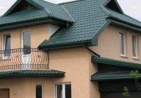 Как правильно сделать крышу из металлочерепицы?