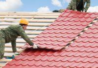Сколько в среднем стоит крыша из металлочерепицы под ключ?