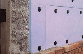 Утепление стен дома пенополистиролом собственноручно