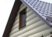 Делаем обшивку фронтонов крыши