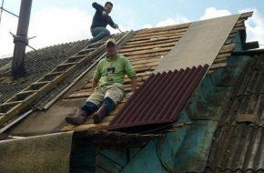 Как лучше перекрыть крышу дома своими руками?