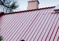Профнастил для крыши — размеры листа
