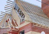 Обрешетка крыши под металлочерепицу — изучаем устройство