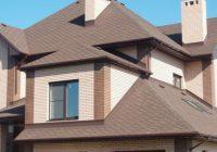 Виды и конструкции скатной крыши