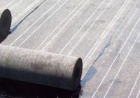 Покрытие крыши рубероидом правильно