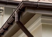 Как можно рассчитать водостоки для крыши?