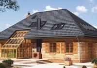 Как рассчитать вальмовую крышу?