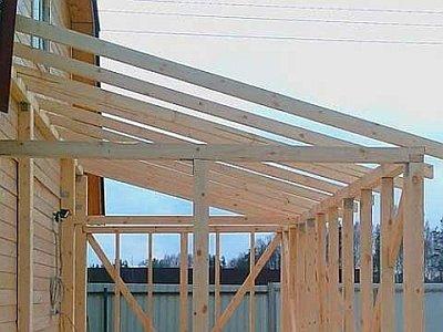 Как построить каркас для гаража своими руками фото 322