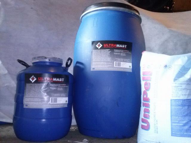 Жидкая резина ULTRAMAST для устройства гидроизоляции и кровли