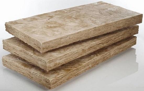 Маты из базальтовой ваты для утепления мансардной крыши