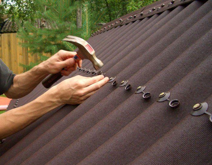Подготовка под мягкую кровлю крыша