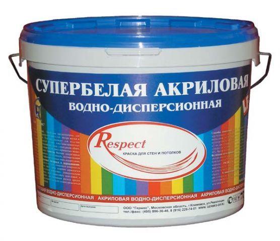 Водно-дисперсная краска
