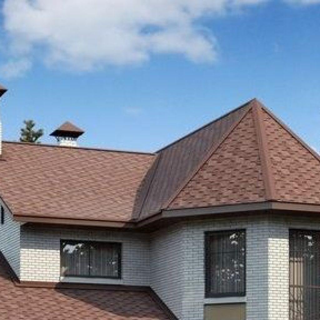 Разновидности крыши над эркером