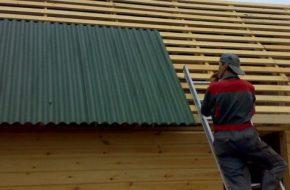Строительство крыши самостоятельно