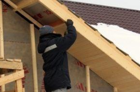 Делаем отделку карниза крыши своими руками