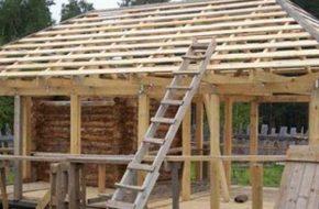Устройство вальмовой крыши своими руками